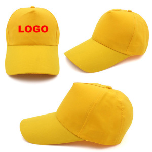 Factory Cheap Custom Print Logo Sports Polyester Hats Outdoor Activity Baseball Cap