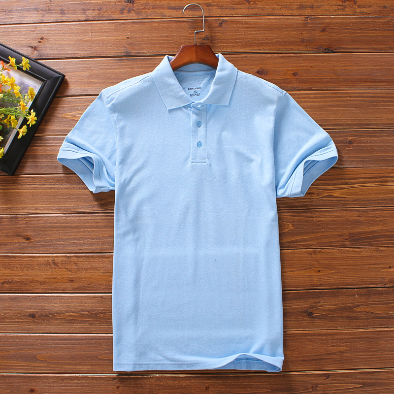 wholesale PK blank polos peru men's Polo T-shirt for men's