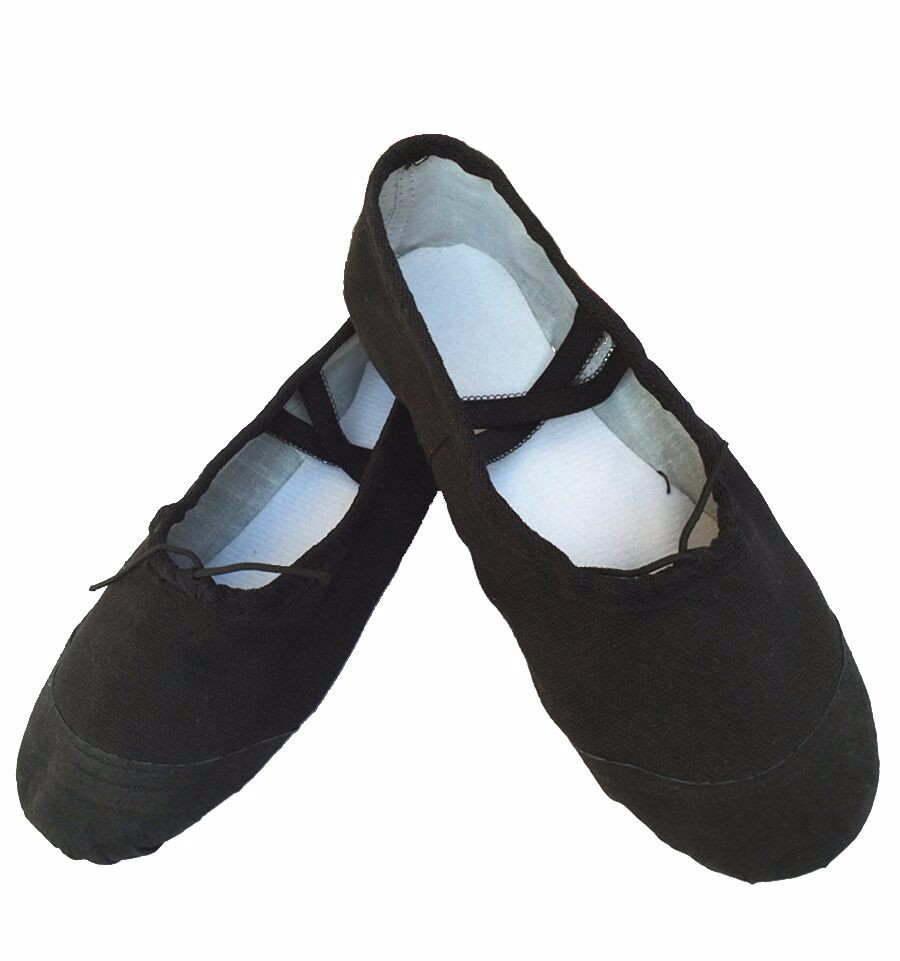 Hot sale elegant soft modern children girls latin ballet dance shoe wholesale