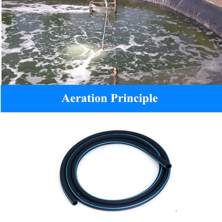 nano bubbles generator/ fish pond aerator/ aeration tube