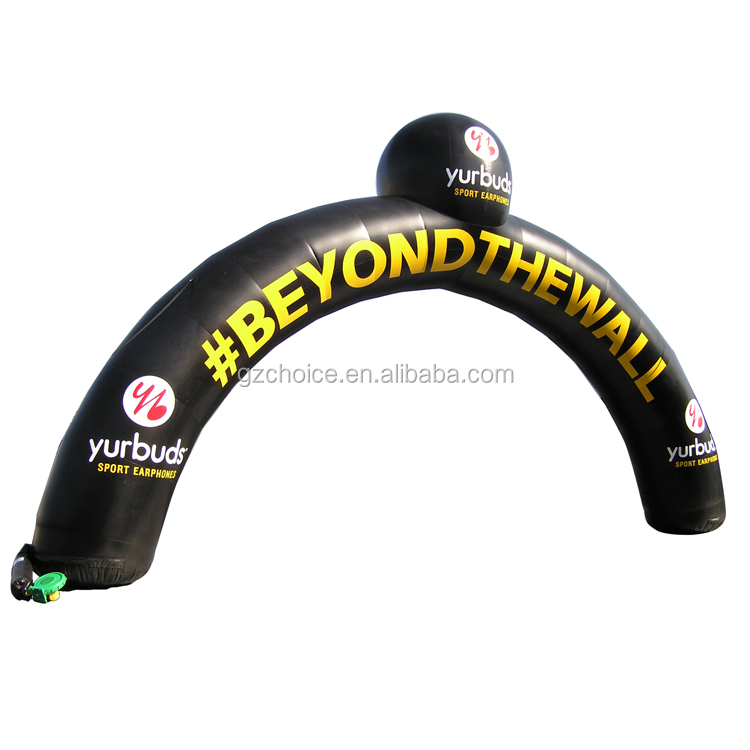 Durable Cheap Factory Price Custom Inflatable Entry Arch Malaysia Inflatable Advertising Arch