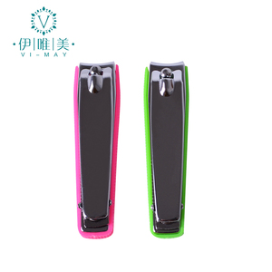 VYM0550 High Quality Metal Clip Custom Nail Clipper Carbon Steel Nail Cutter