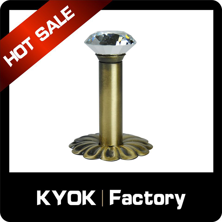 KYOK Net Curtain Rod Hooks Self Adhesive Sticky Support Window Trendy,Brass New Style Curtain Hooks