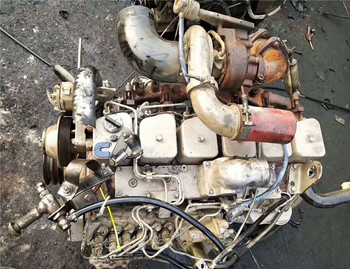 Used japan isuzu 6BG1/6BT/6CT/4BG1 engine for excavator with good condition