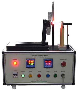 Glow Wire Tester IEC 60695