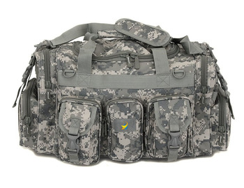 Mens Large 22 Duffel Duffle Military Molle Tactical Gear Shoulder Strap Travel Bag Camo Product On