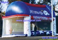 Cool design inflatable baseball batting cage