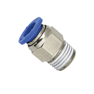 KLQD PC series 6mm quick pipe fittings