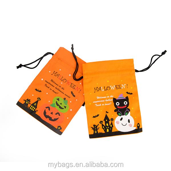 メーカーカスタマイズされた印刷環境ショッピングバッグ印刷されたロゴキャンバスコットン巾着袋