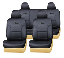 Four Season Cool Leather Car Seat Cover for Fortuner Axio Allion Hiace