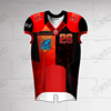 OEM custom made american football jersey cheap custom combat team logo American football uniform
