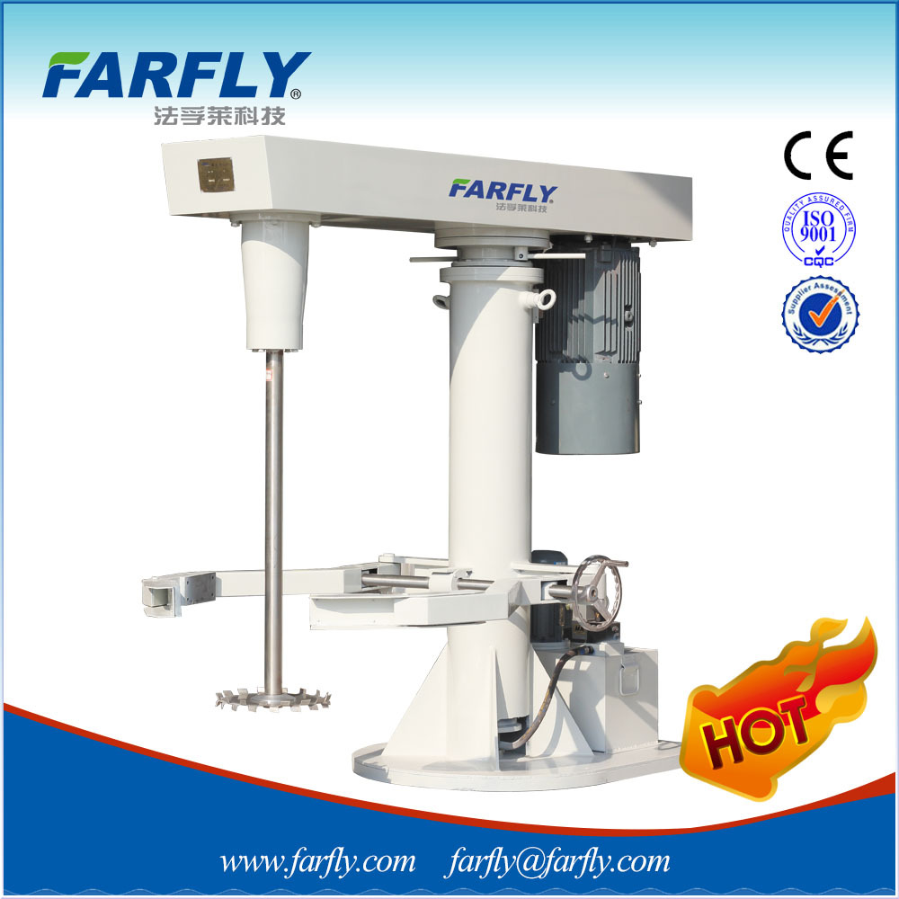 China Farfly FDG wet dispersing, paint mixing machine