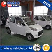 Widely used chinese korean pickup 4 wheel hybrid cars