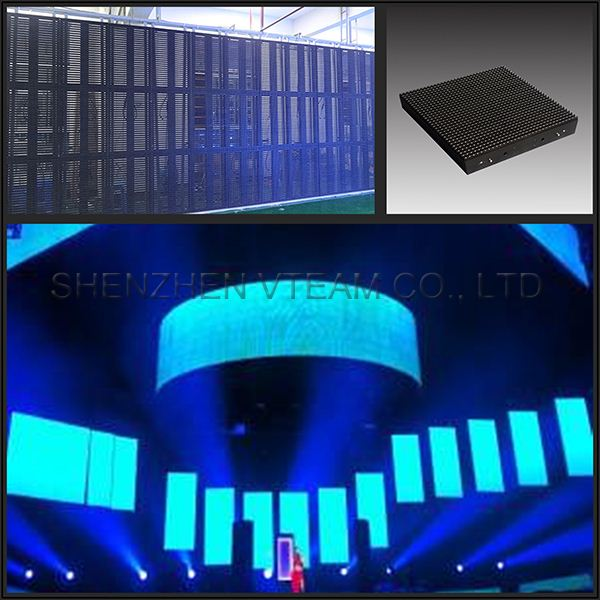 P15mm Stadium Football Outdoor LED Display Sport LED Screen for Advertising (iGrid-P15)