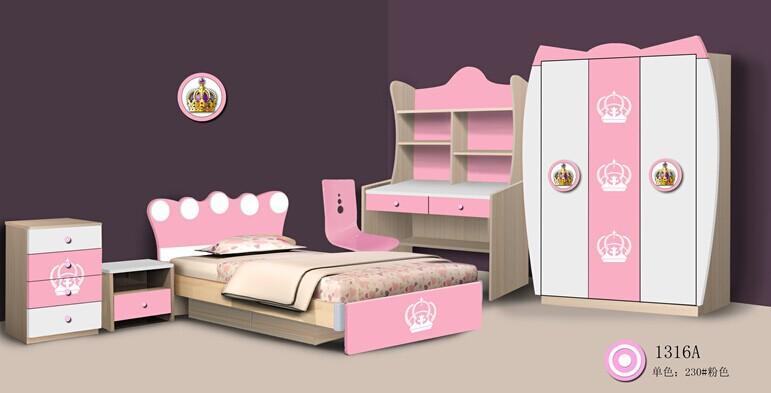 Fabrica precio de lujo colorido ni os de dibujos animados for Dormitorio animado