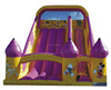 Children Playground Bouncy Castle Price Soft Play Big Water Slides Inflatable Bounce