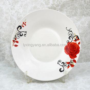 standard dinner plate sizecheap dinner platesfiring the ceramic decals plate & Standard Dinner Plate SizeCheap Dinner PlatesFiring The Ceramic ...