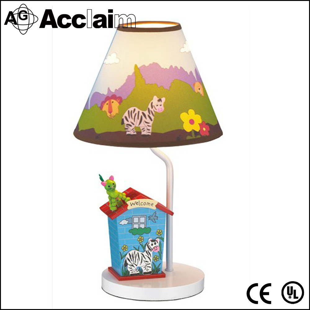 Children creative lamp desk lamp cartoon lamp for study