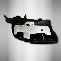 2012 HOND*A CR*V OEM 74640-T0T-H00 car auto under body protector guard board cladding outer rear/back side cover plastic parts