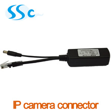 POE Splitter IP Camera system security field application in future