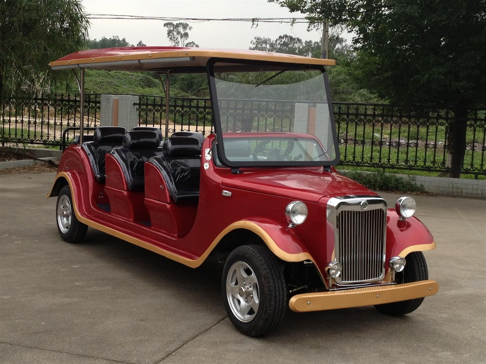 Classic Design 6 passenger golf cart with Top Quality
