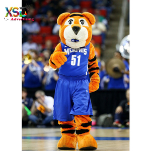 UofM University of Memphis Tigers TOM the Tiger Bengal Tiger Mascot Costume