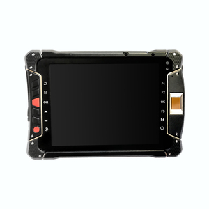 8inch Touch Screen Rugged Handheld Android Optical Capactive Biometrics Fingerprint Scanner Tablet PC