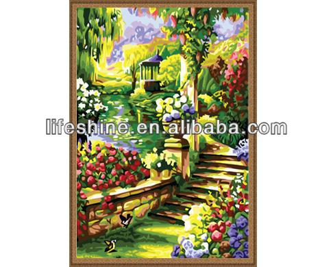 Best selling painting 2013 with beautiful scenery design