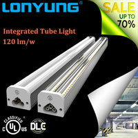Hot selling originality double 2.4m 2400mm led tube t5 light reasonable price