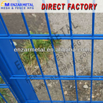 Garden Ornamental Double Loop Woven Wire Fence - Buy Ornamental ...