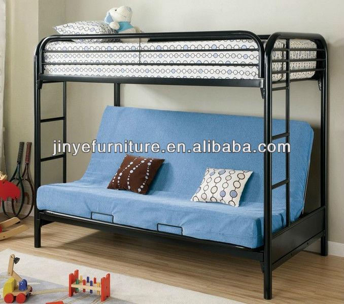 Baratos doble de metal fut n sof cama litera para ni os - Doble cama para ninos ...