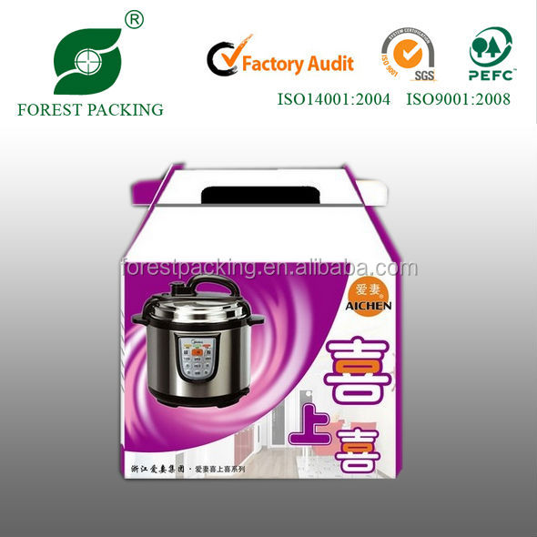 RICE COOKER PACKAGING BOX FP901331