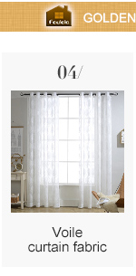 Wholesale luxury fabric shower curtains design fabric curtain for door