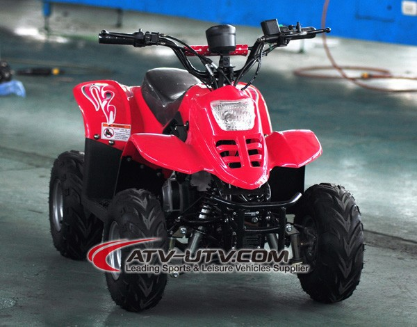 four wheel electric atv for kids quad bike with brushless motor