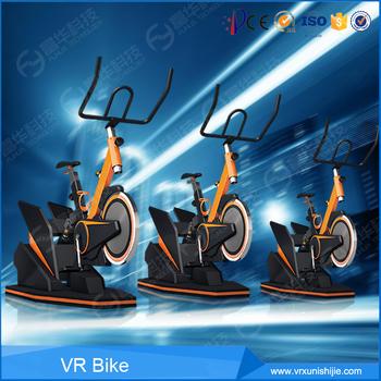 2017 New Design Vr Bike Simulator Manufactured In China Buy Vr
