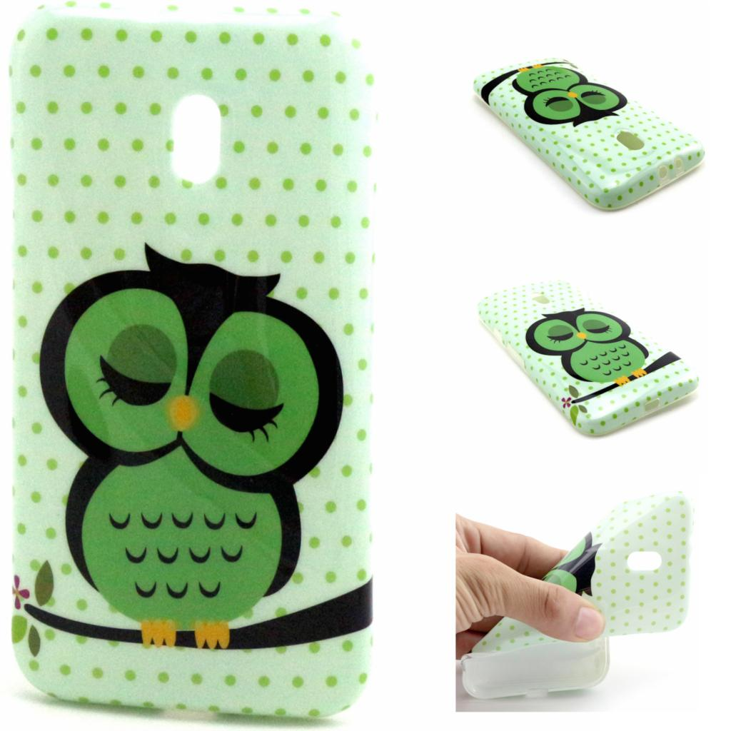 Wholesale 10pcs/lot For Motorola Moto G3 Case Retro Style Cute Cartoon Animal Ultra Soft TPU Gel Case For Moto G3 Phone Cover