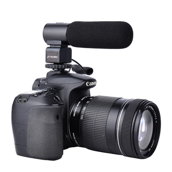YELANGU MIC03 Video Dlsr Camera Mobile Phone Microphone Audio Recording for Dslr Camera Ssmart Phone