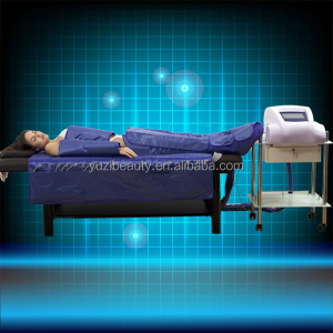lymphatic drainage pressotherapy/far infrared pressotherapy machine/body wrap