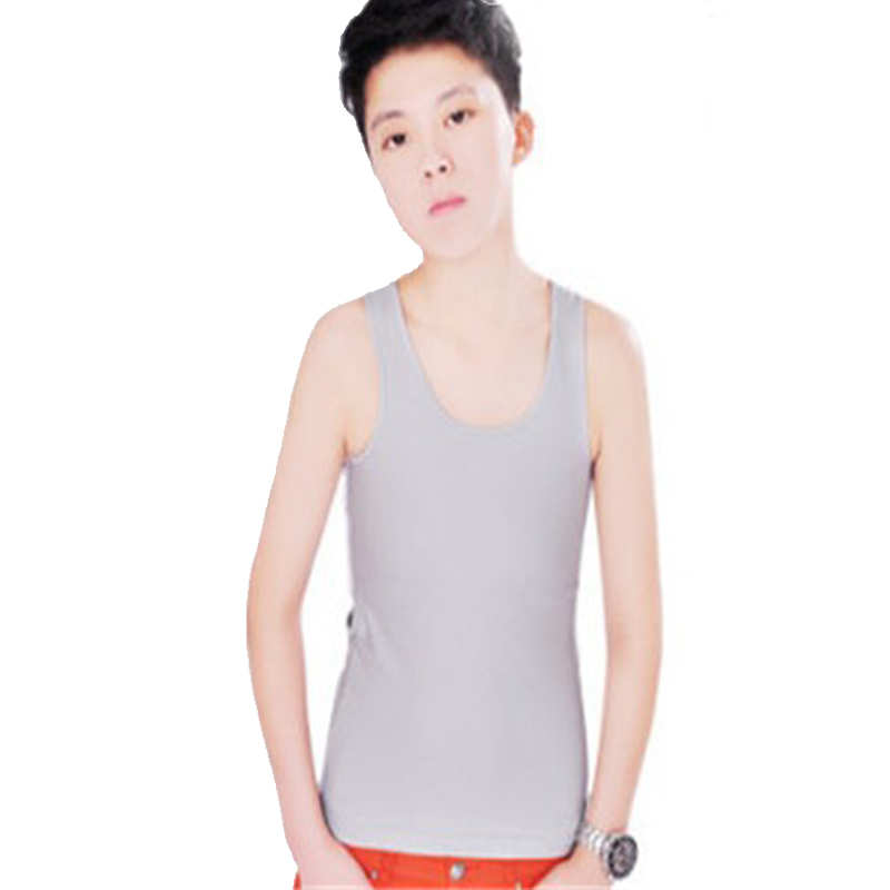 d125929dbdcbc1 Buy WHATWEARS Les Lesbian Undershirt GL Tomboy Chest Binder Slim Fit Vest  Tops in Cheap Price on Alibaba.com