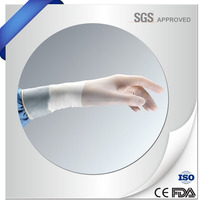 New products Free samples Medical sterile latex surgical gloves