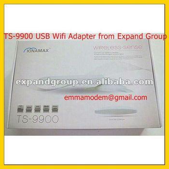 Kinamax high power wireless g usb adapter