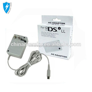 Wall Charger for Nintendo DSi NDSi LL XL 3DS Home AC Power Adapter Travel Charger Bubble Bag Package