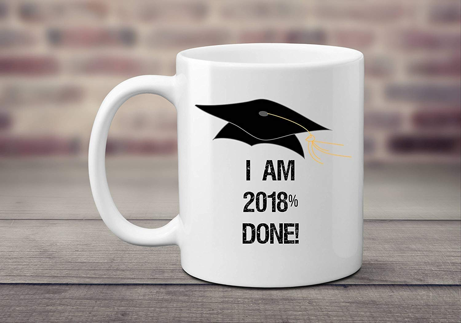 5 Graduation Gift Wine Labels or Stickers For Men or Women PHD Cute Unique Party Decoration Supplies Ideas Best Present For Adult College University Nurse RN Navy Army Doctorate Graduate Masters
