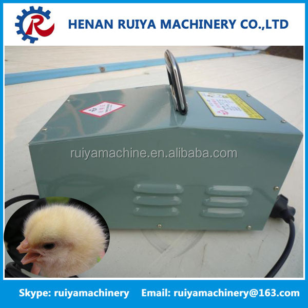 Automatic poultry debeaking machine for chicken /duck /goose