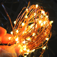 3M 5M 10M Hot sale LED battery operated fairy lights