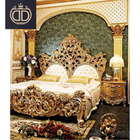 luxury italian bedroom furniture set king size classic italian latest gold wooden bed designs furniture set luxury italian bed