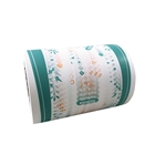 raw material for disposable diaper breathable diaper back sheet pe adult baby film