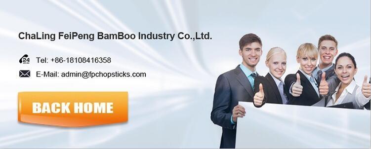 Factory direct sale bamboo chopsticks logo custom best price