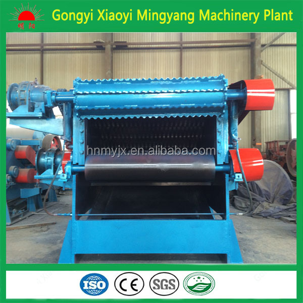 China Supplier Ce Approved Coconut Husk Chips Machine/drum Type ...