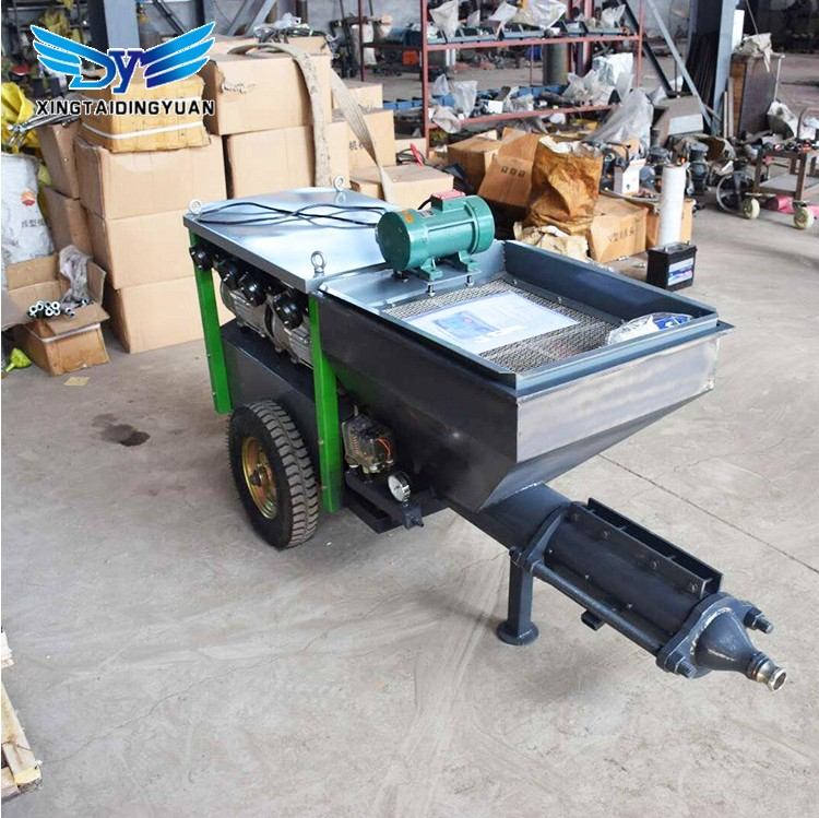 380v intonaco di cemento a spruzzo macchina/cemento malta A Spruzzo macchina/muro di rendering macchina